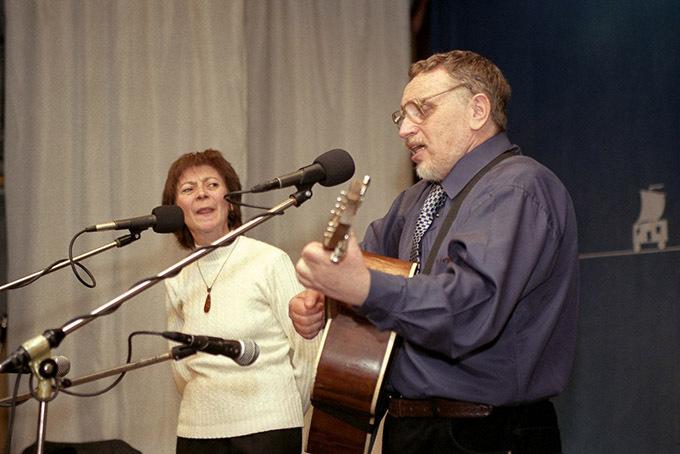 Владимир и Ирина Ланцберг